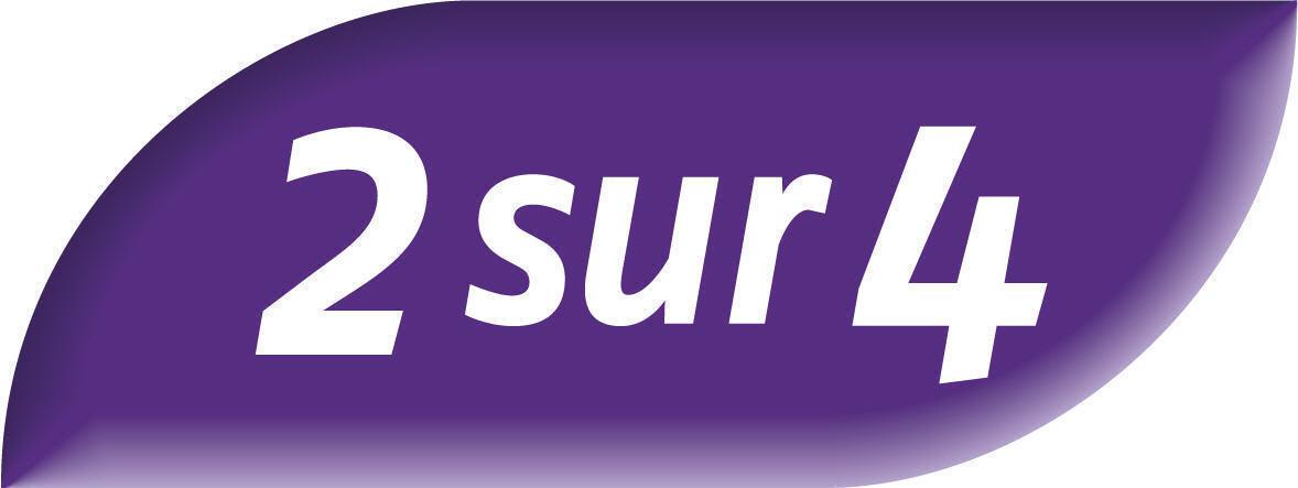 Cherchez ce logo dans le programme des courses pour faire vos pronos au 2 sur 4