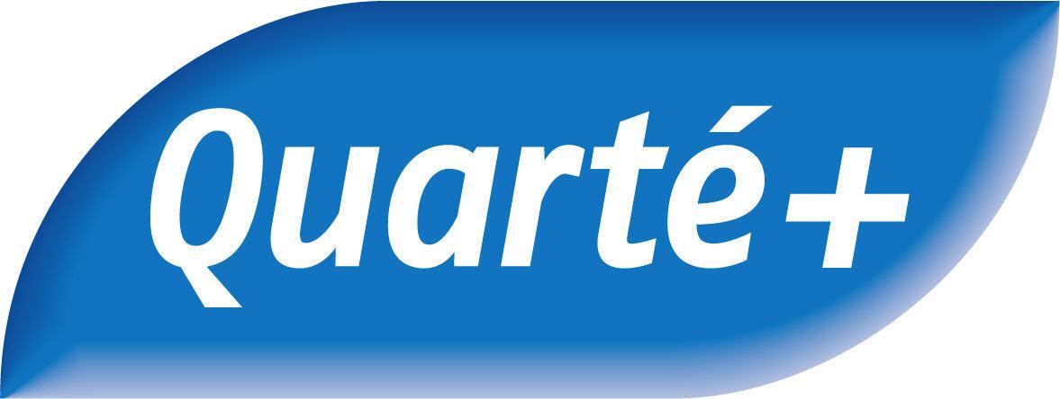 Cherchez ce logo sur les courses pour faire vos pronostics quarté+ dans le programme des courses