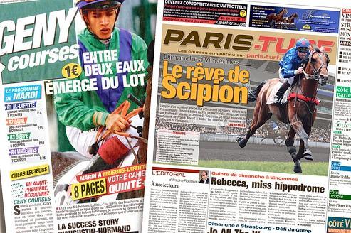 La presse pmu est une source d'information abondante avec plusieurs dizaines de quotidiens disponibles en France.